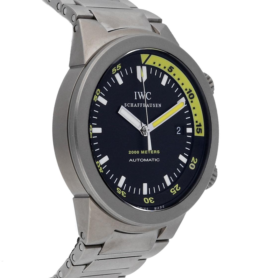 IWC Aquatimer 2000 IW3538-03
