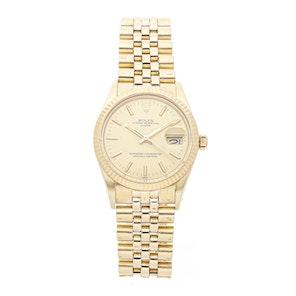 Rolex Oyster Perpetual Date 15007