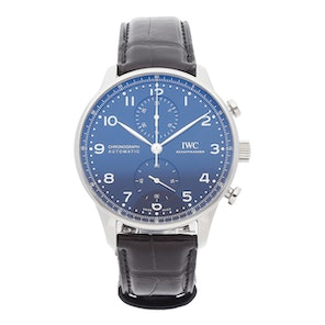 "IWC Portugieser Chronograph ""150 Years"" Edition IW3716-01"