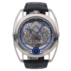 De Bethune DB28 Steel Wheels DB28SWTIS1PN