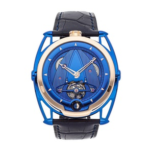De Bethune Kind of Blue Limited Edition DB28BRUS