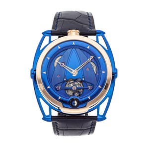 De Bethune Kind of Blue Limited Edition DB28BRUS