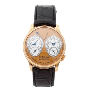 F.P. Journe Chronometre a Resonance RG RESONANCE 38m
