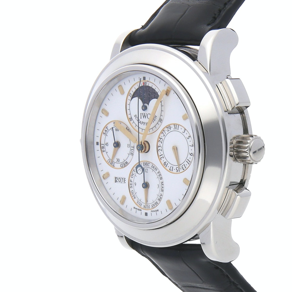 IWC Grande Complication Minute Repeater Perpetual Calendar Limited Edition IW3770