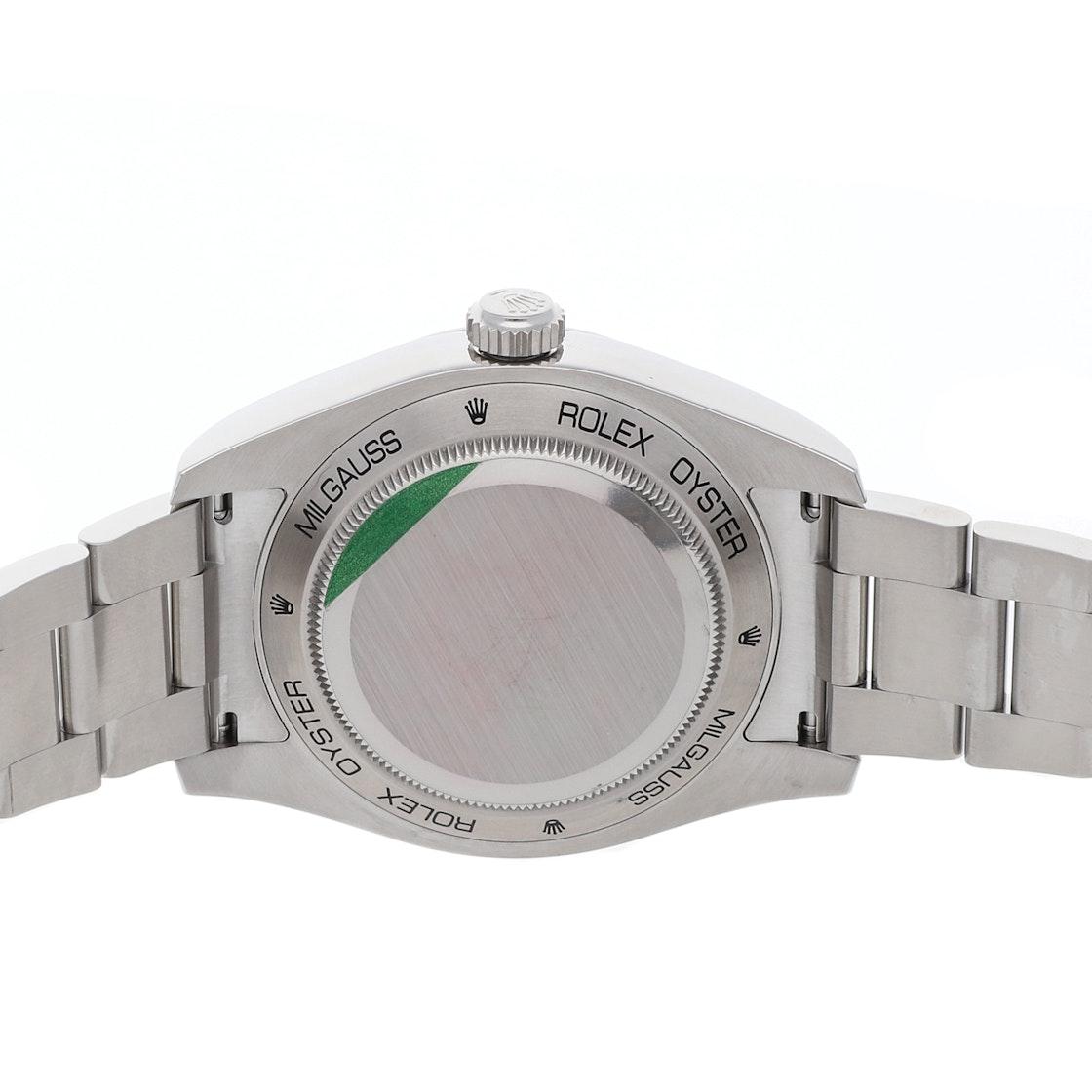 Rolex Milgauss 116400V