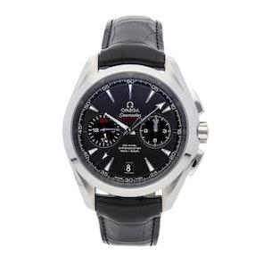 Omega Seamaster Aqua Terra Chronograph GMT 231.13.43.52.06.001