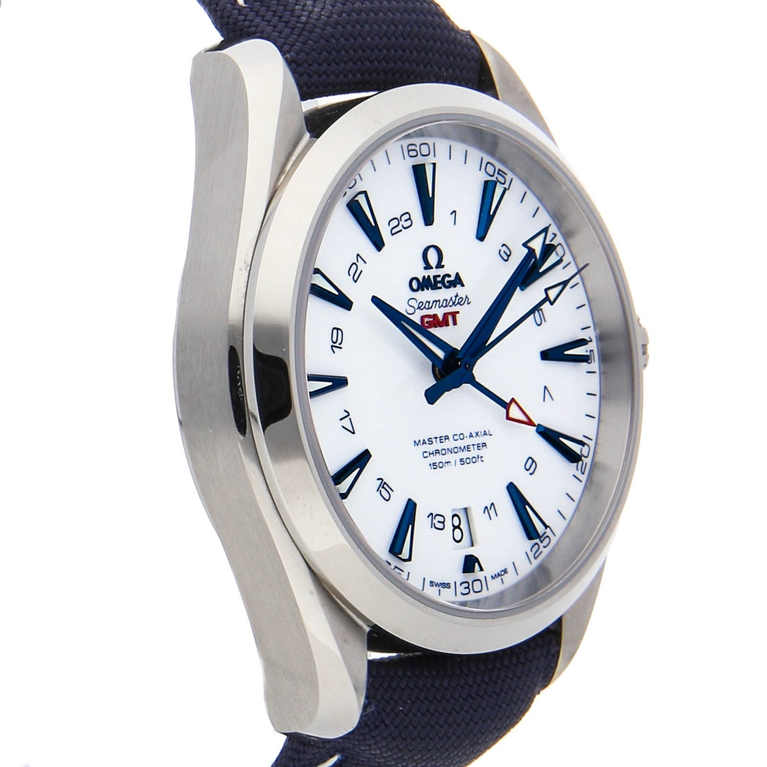 Omega Seamaster Aqua Terra 150m GMT Good Planet 231.92.43.22.04.001