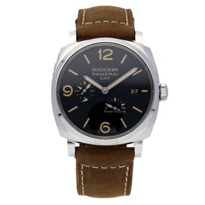 Panerai Radiomir 1940 3-Days GMT Power Reserve PAM 658