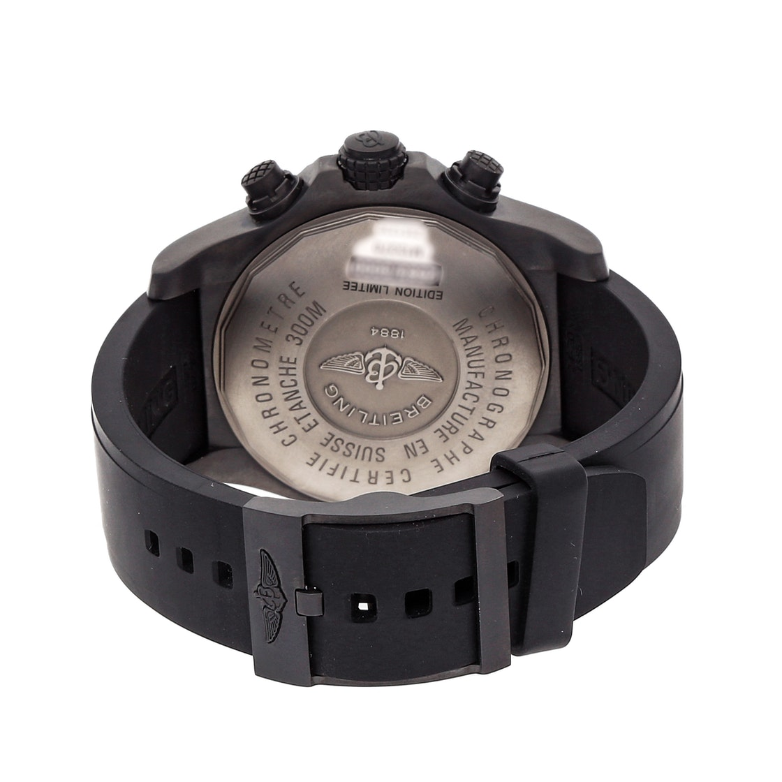 Breitling Super Avenger Blacksteel Limited Edition M1337010/B930