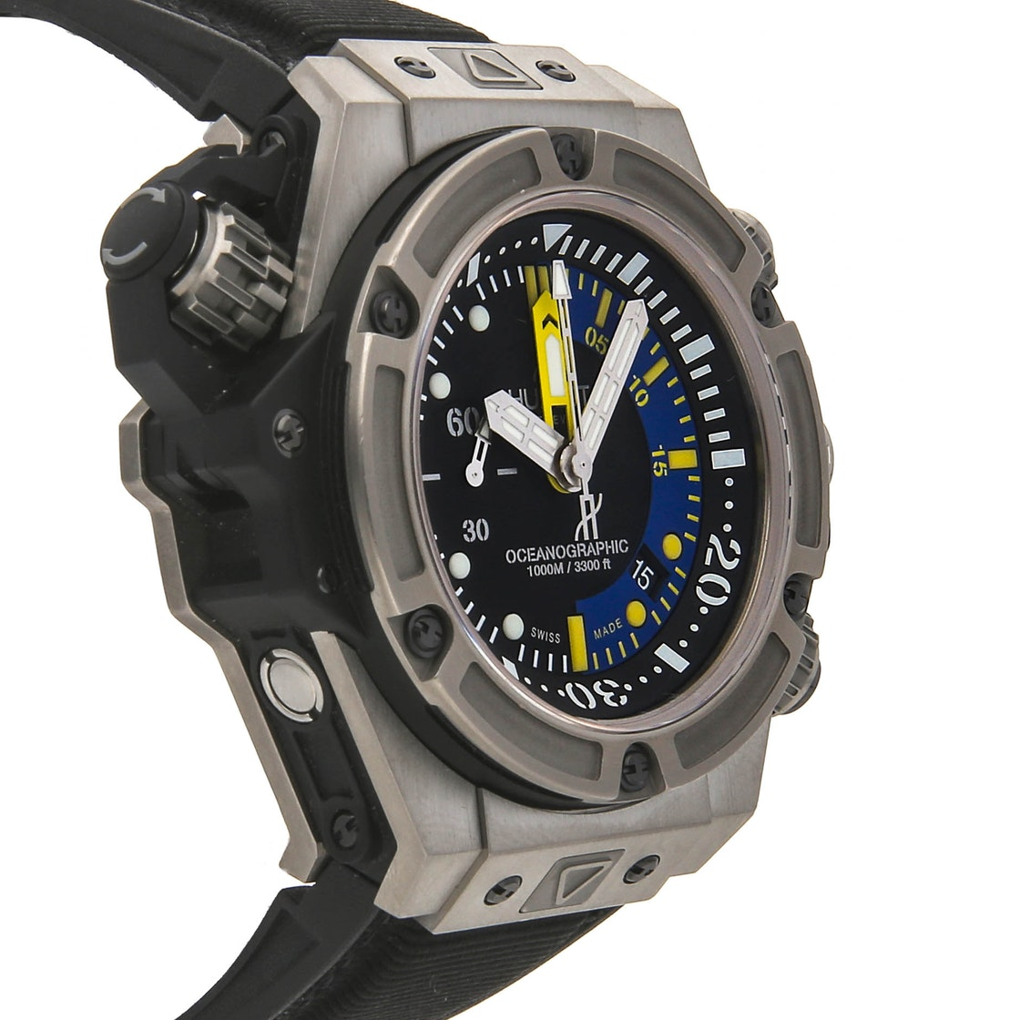 Hublot King Power Oceanographic 1000 Limited Edition 732.NX.1127.RX