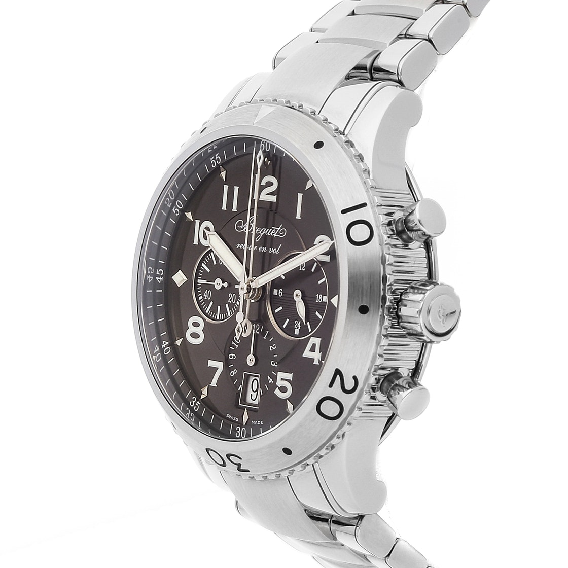 new concept 3b9fb 37a4a Breguet Type XXI Flyback Chronograph 3810ST/92/SZ9