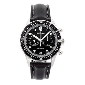Zenith Heritage Chronometre Tipo CP2 Chronograph 03.2240.4069/21.C774