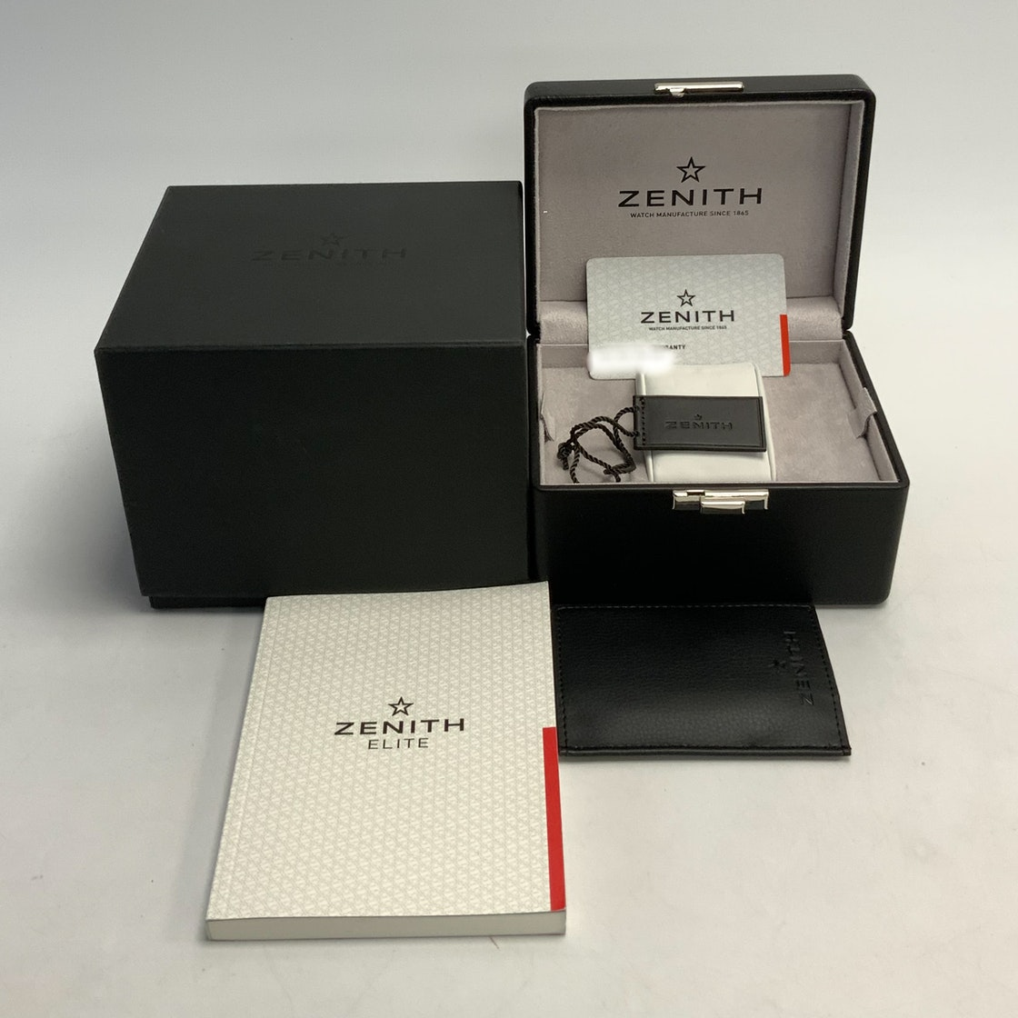 Zenith Elite Captain Tourbillon 03.2190.4041/01.C498