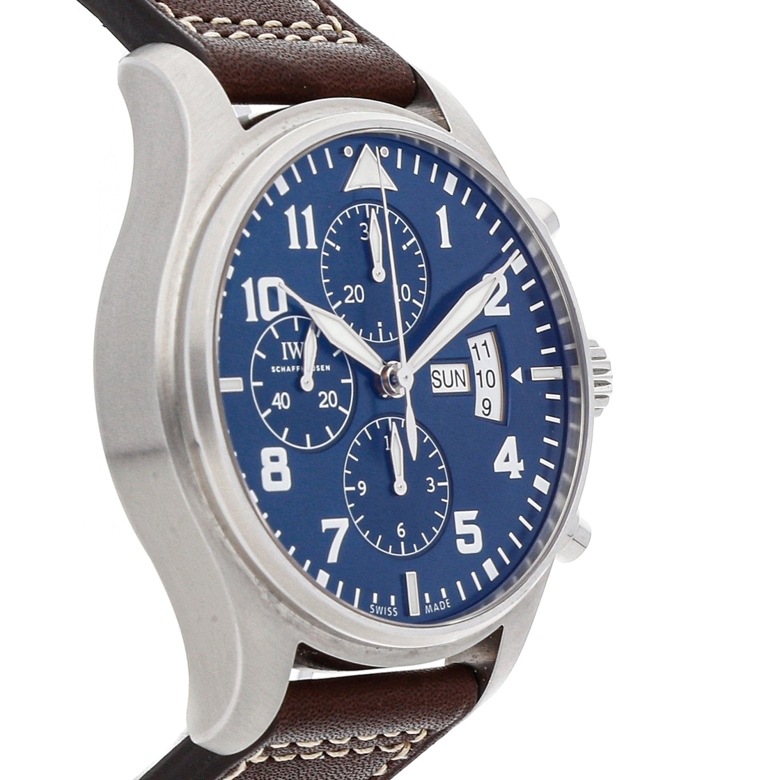 "IWC Pilot's Chronograph ""Le Petit Prince"" Edition IW3777-06"