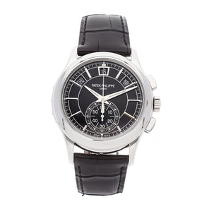 Patek Philippe Complications Annual Calendar Chronograph 5905P-010