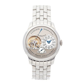 F.P. Journe Tourbillon Souverain TN PT 40 B