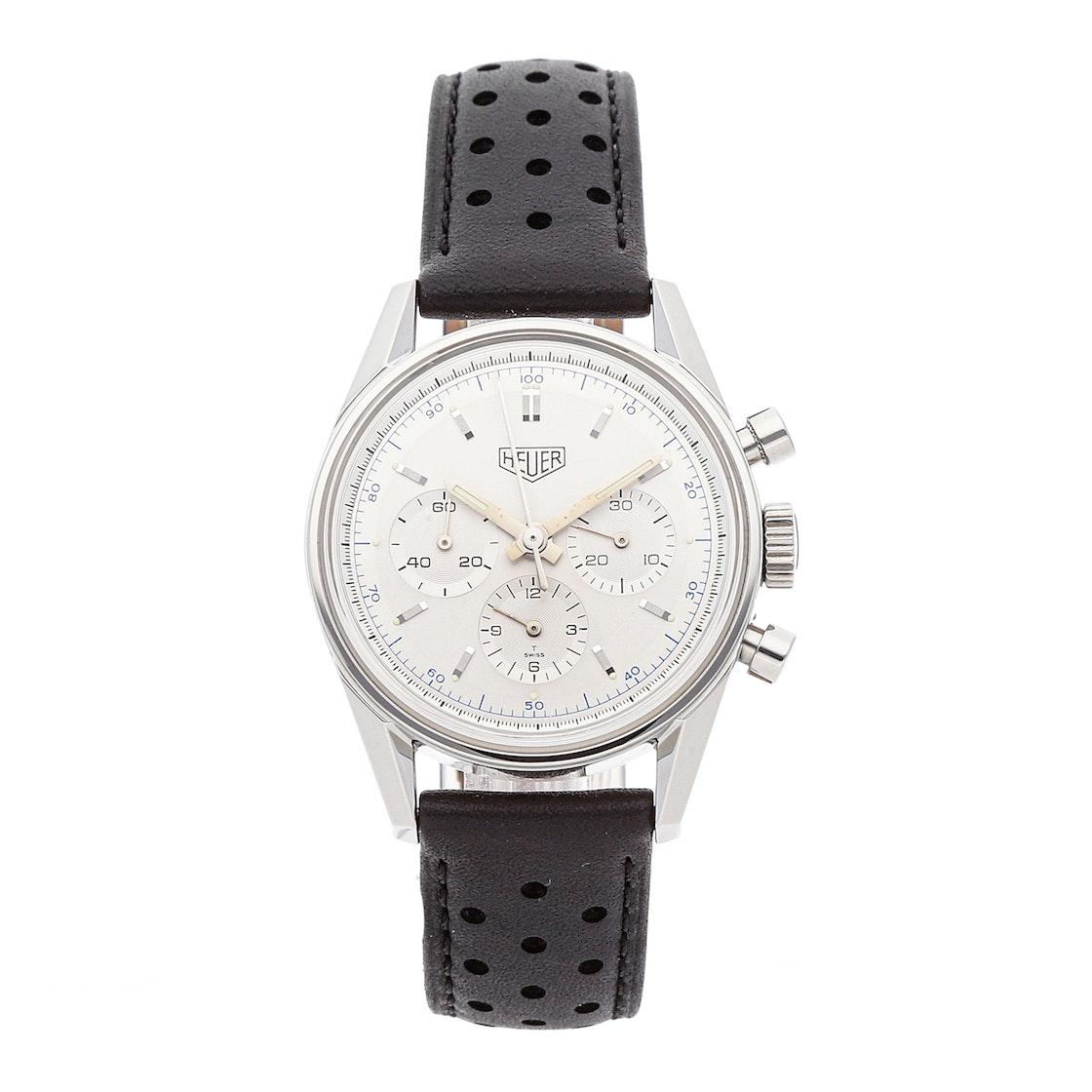 Tag Heuer Carrera Chronograph 1964 Re-Edition CS3110 BC0725