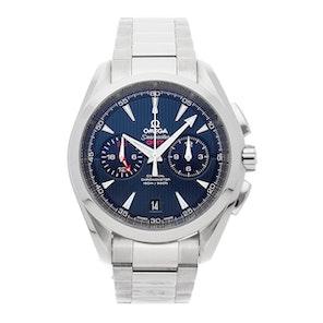 Omega Seamaster Aqua Terra 150m GMT Chronograph 231.10.43.52.03.001