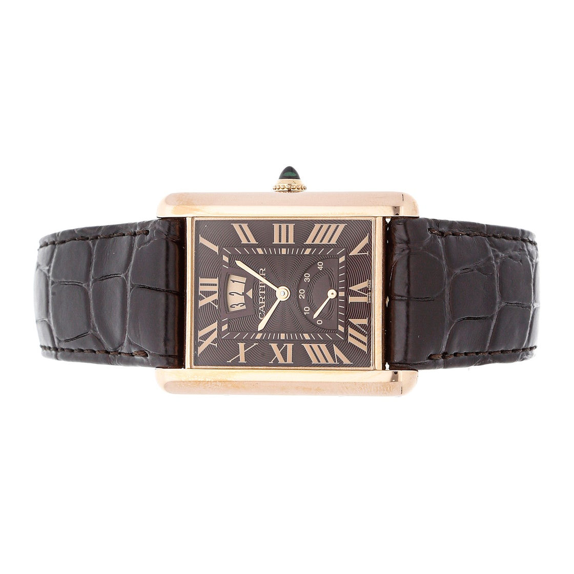 Cartier Tank Louis Cartier W1560002