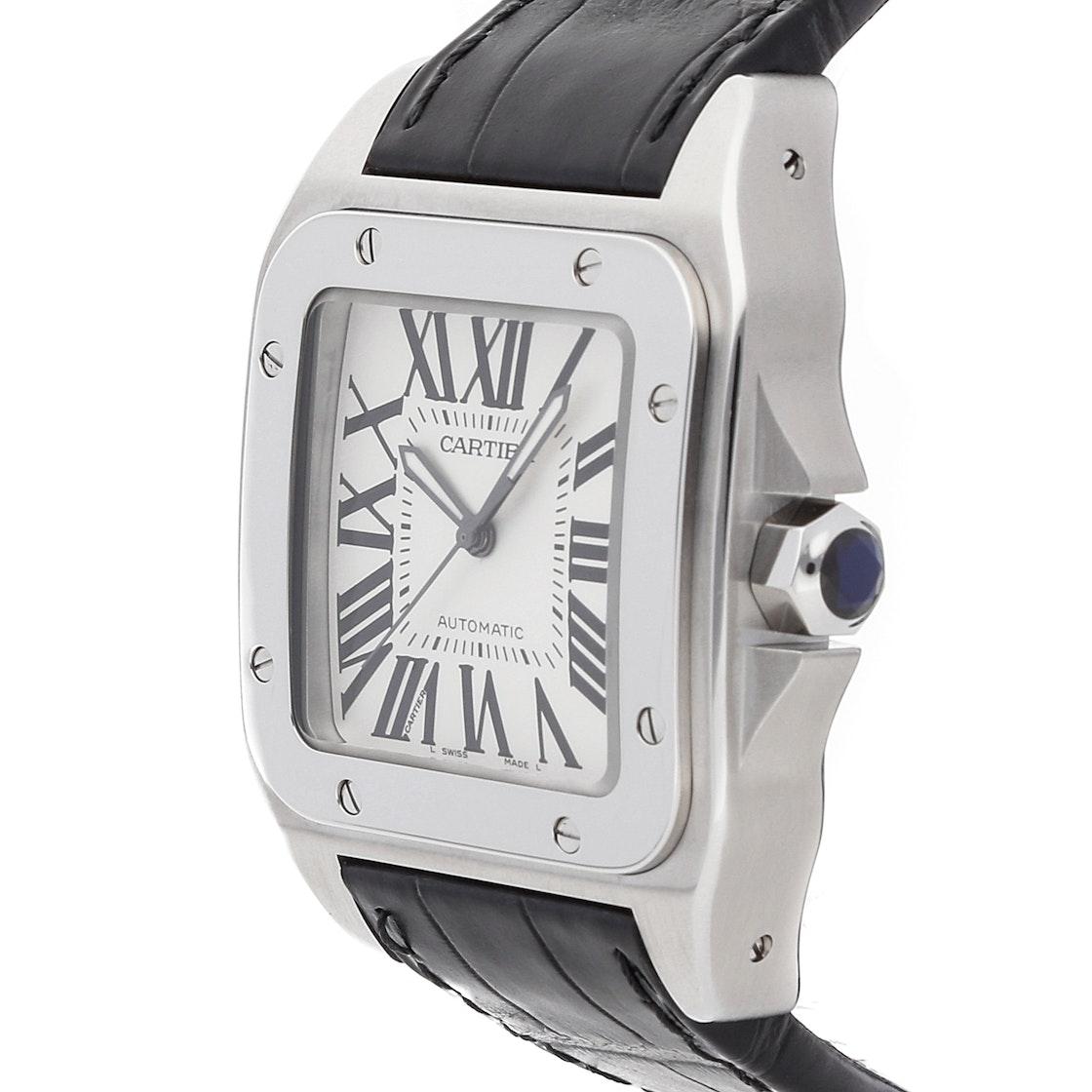 Cartier Santos 100 W20073X8