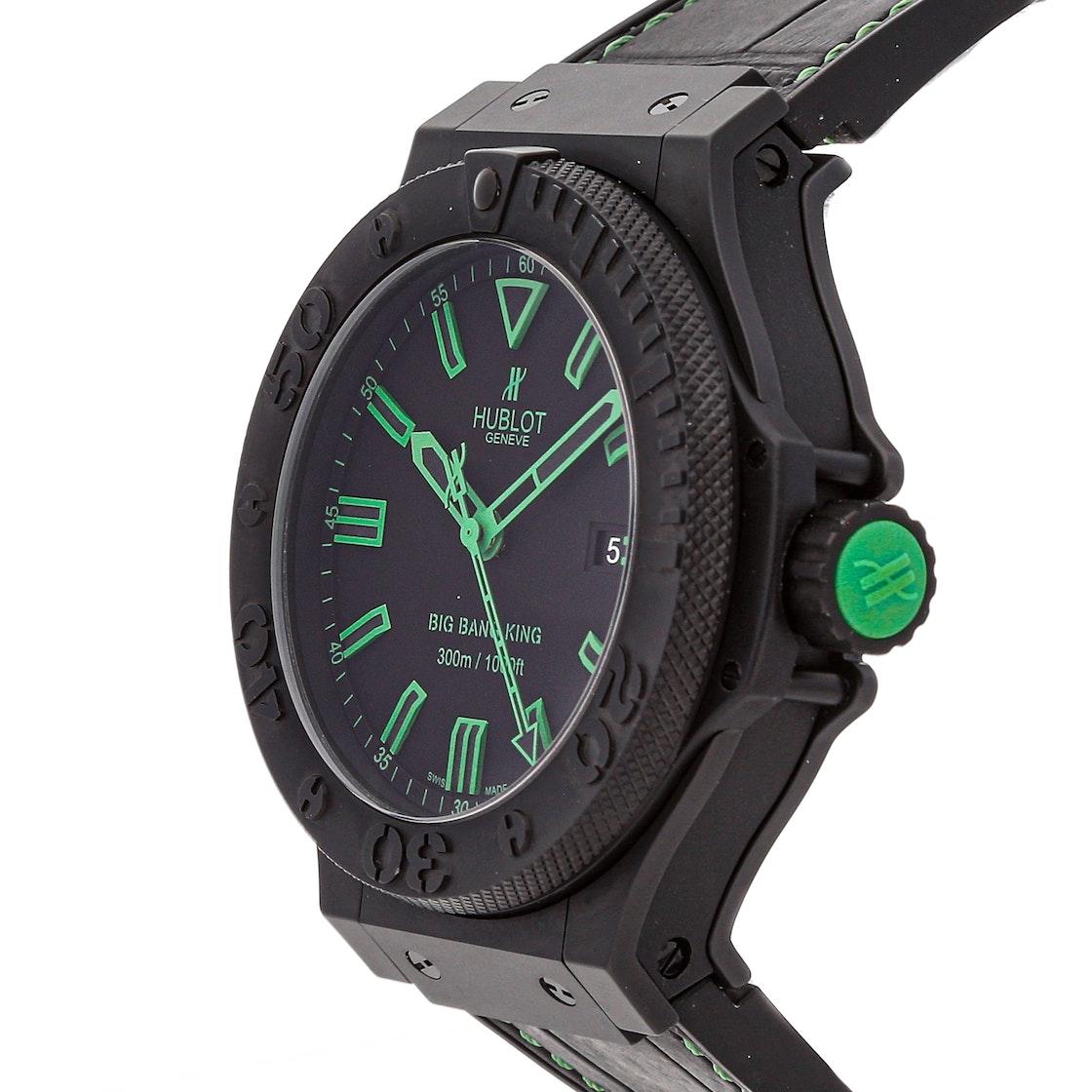 Hublot Big Bang King All Black Green 322.CI.1190.GR.ABG11