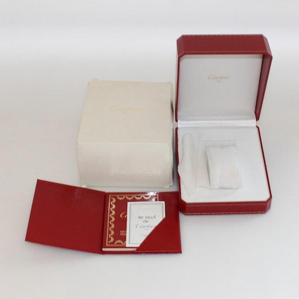 Cartier Pasha W31012H3