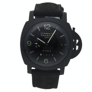 Panerai Luminor 1950 10-Days GMT Ceramica PAM 335