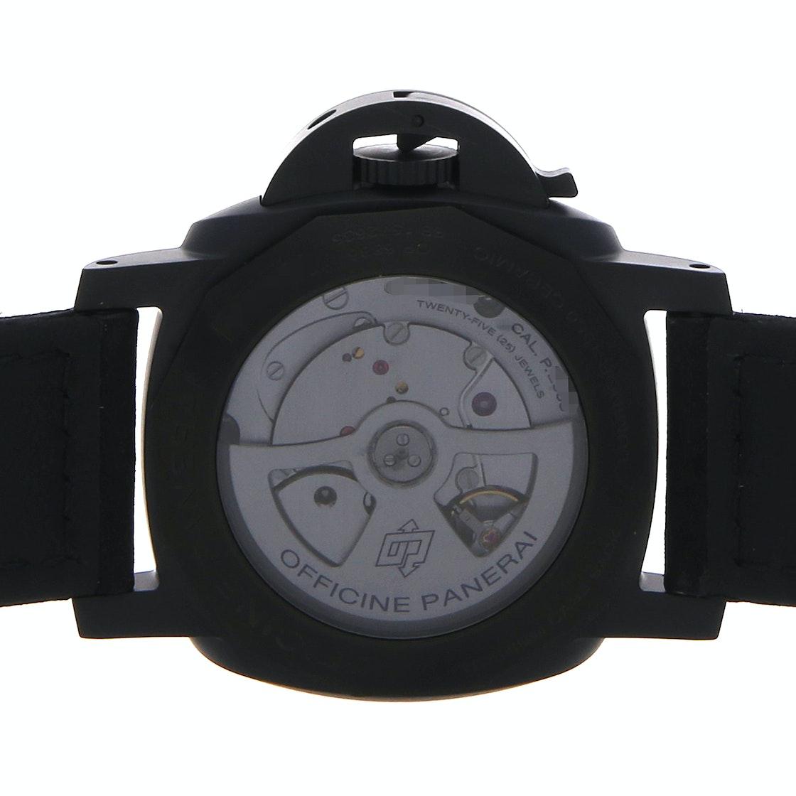 Panerai Luminor 1950 10-Days GMT Ceramica PAM 335