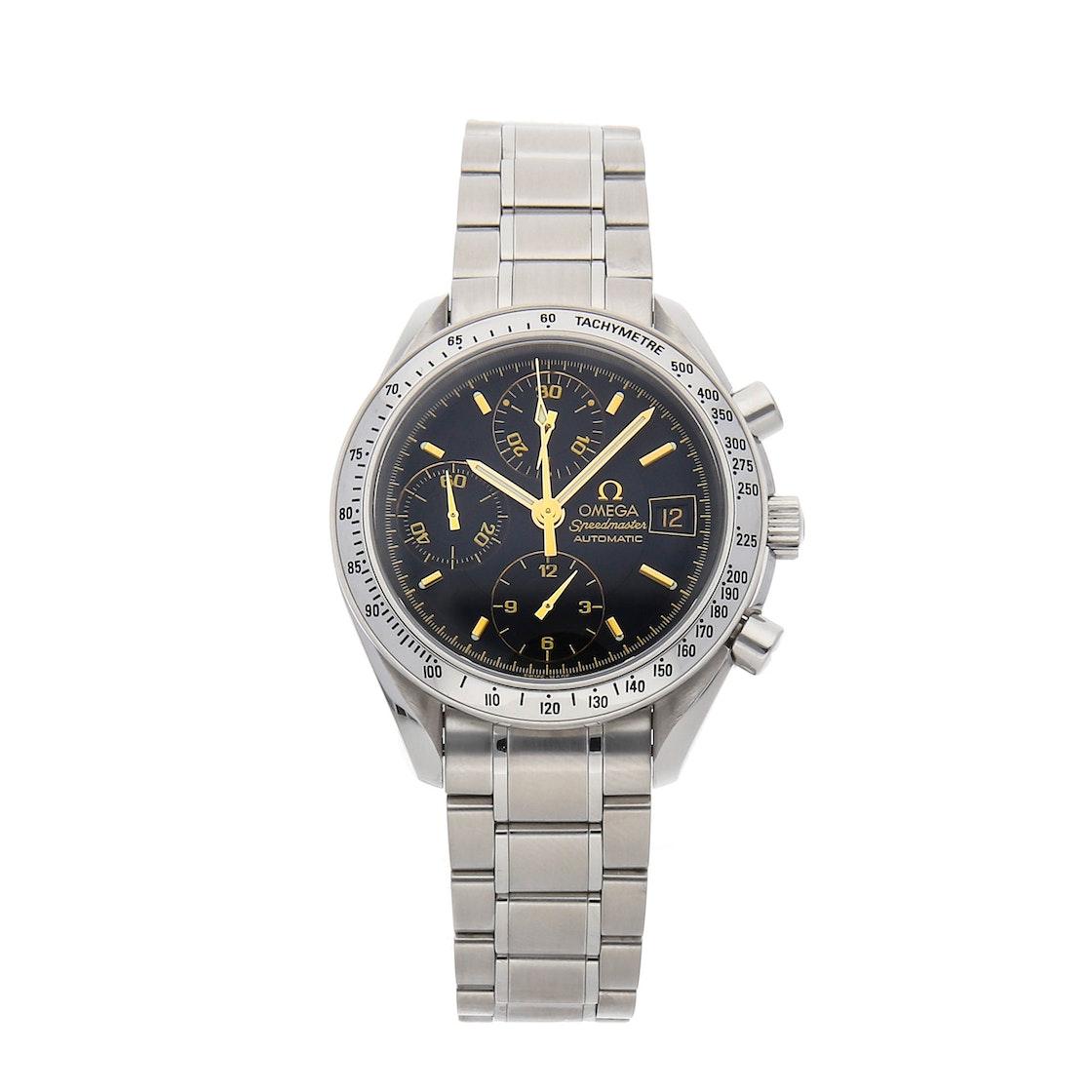 Omega Speedmaster Date Chronograph 3513.54.00