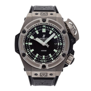 "Hublot Big Bang King ""Oceanographique"" 4000m Limited Edition 731.NX.1190.RX"