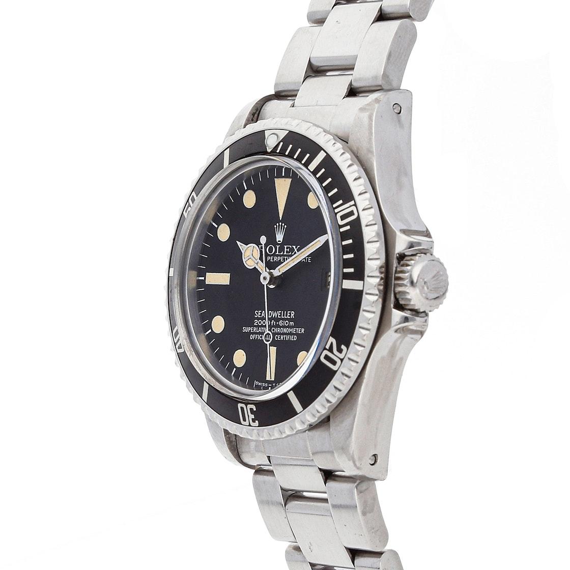 Rolex Vintage Sea-Dweller 1665