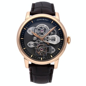 Arnold & Son TBTE Tourbillon True Beats Seconds Limited Edition 1TEAR.G01A.C113A