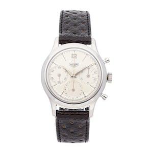 Heuer Pre-Carrera Chronograph 2444