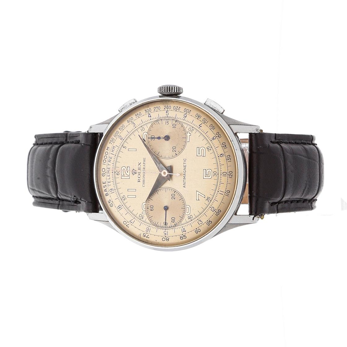 Rolex Vintage Chronograph 3834