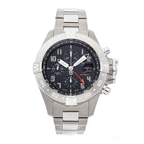 Ball Watch Company Engineer Hydrocarbon Spacemaster Chrono GMT II DC3036C-SAJ-BK