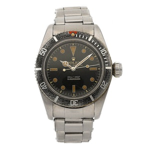 """Rolex Vintage """"Bond"""" Submariner 6538"""