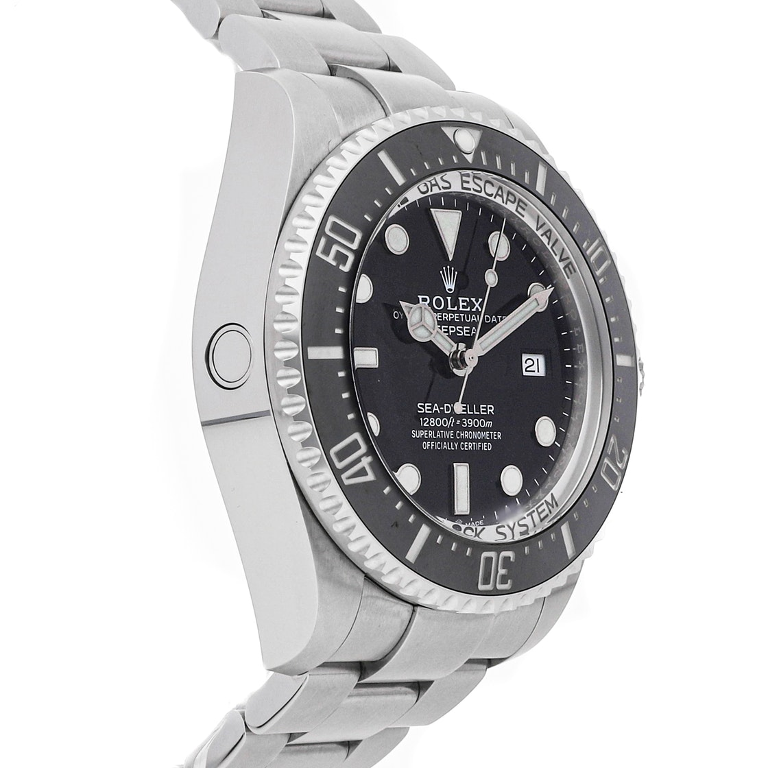 Rolex Deepsea Sea-Dweller 126660