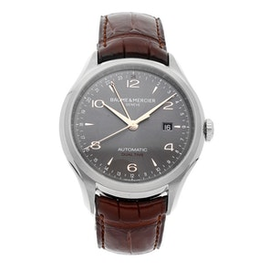 Baume & Mercier Clifton Dual Time M0A10111