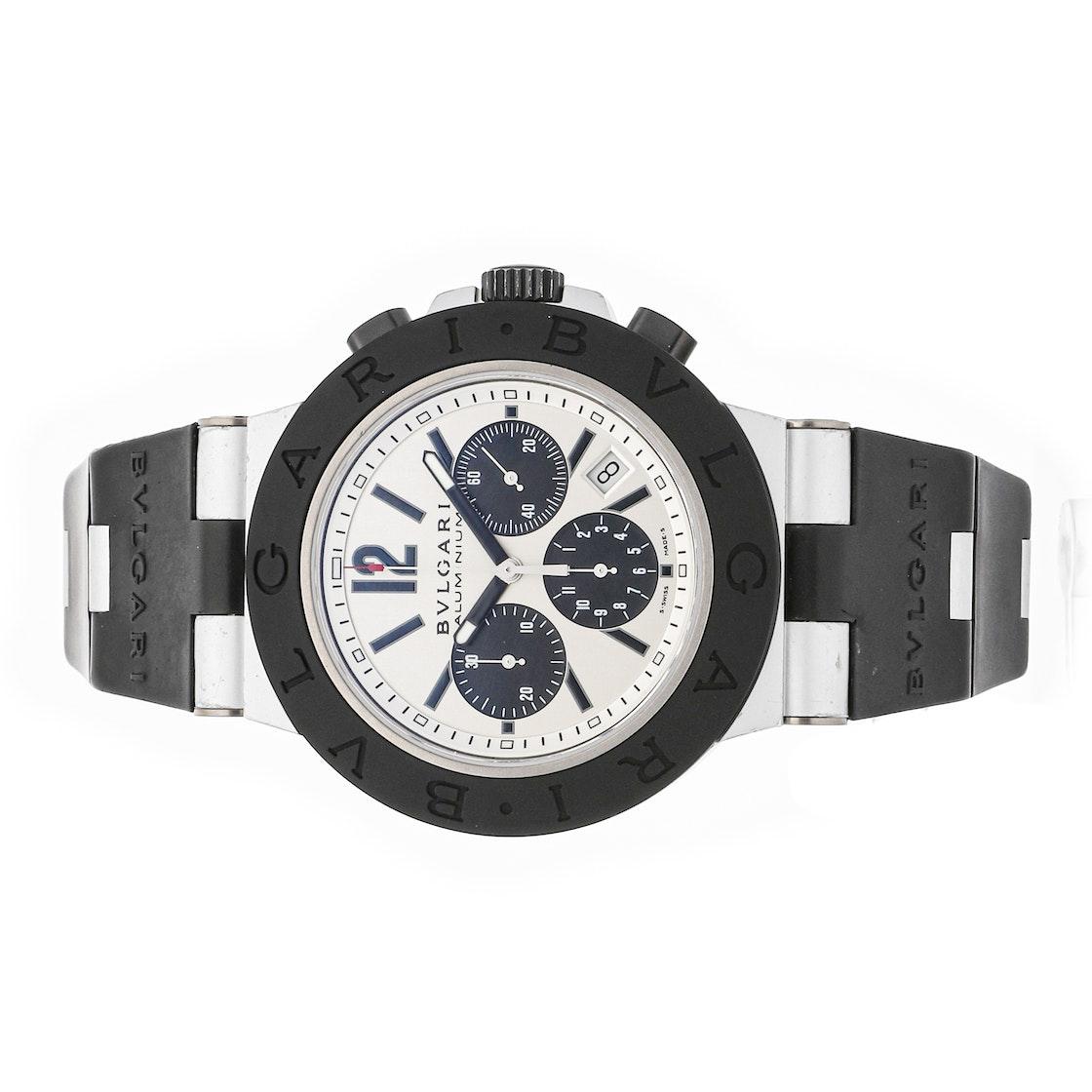 Bulgari Diagono Chronograph 101403