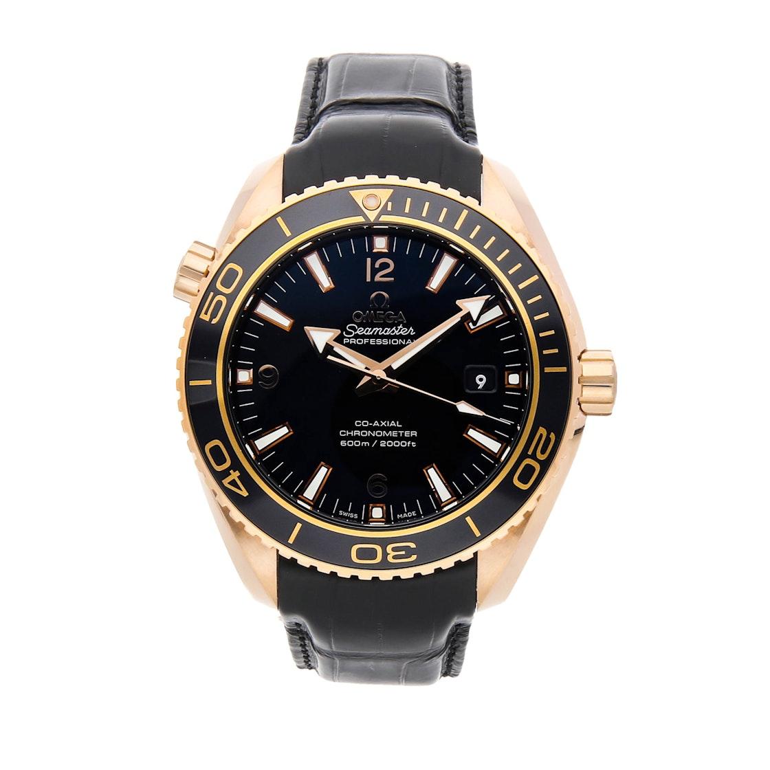 Omega Seamaster Planet Ocean 600m 232.63.46.21.01.001