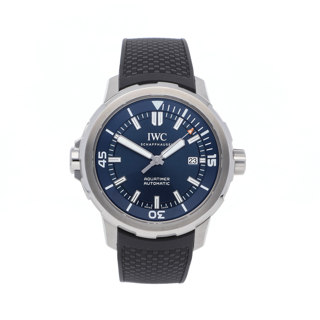 """IWC Aquatimer Automatic Edition """"Expedition Jacques-Yves Cousteau"""" IW3290-05"""
