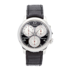 "F.P. Journe Centigraphe ""Black Label"" CT PT BLACK LABE"