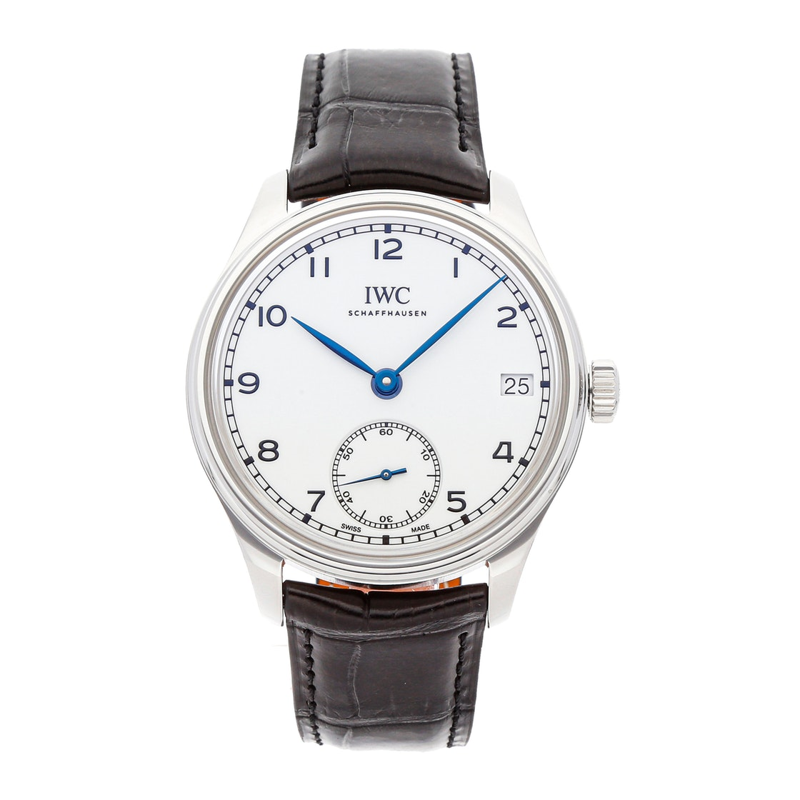 """IWC Portugueser Hand-Wound Eight Days Edition """"150 Years"""" IW5102-12"""