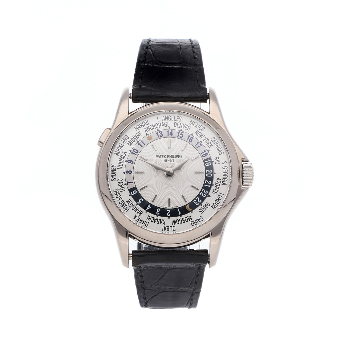 Patek Philippe Complications World Time 5110G-001