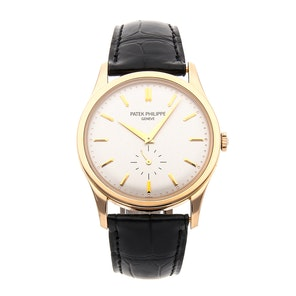 Patek Philippe Calatrava Small-Seconds 5196R-001