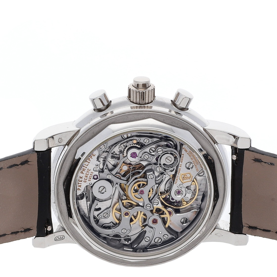 Patek Philippe Grand Complications Perpetual Calendar Split-Seconds Chronograph 5204P-011
