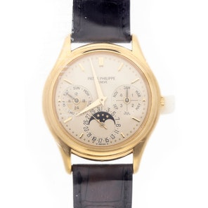 Patek Philippe Grand Complications Perpetual Calendar 3940J