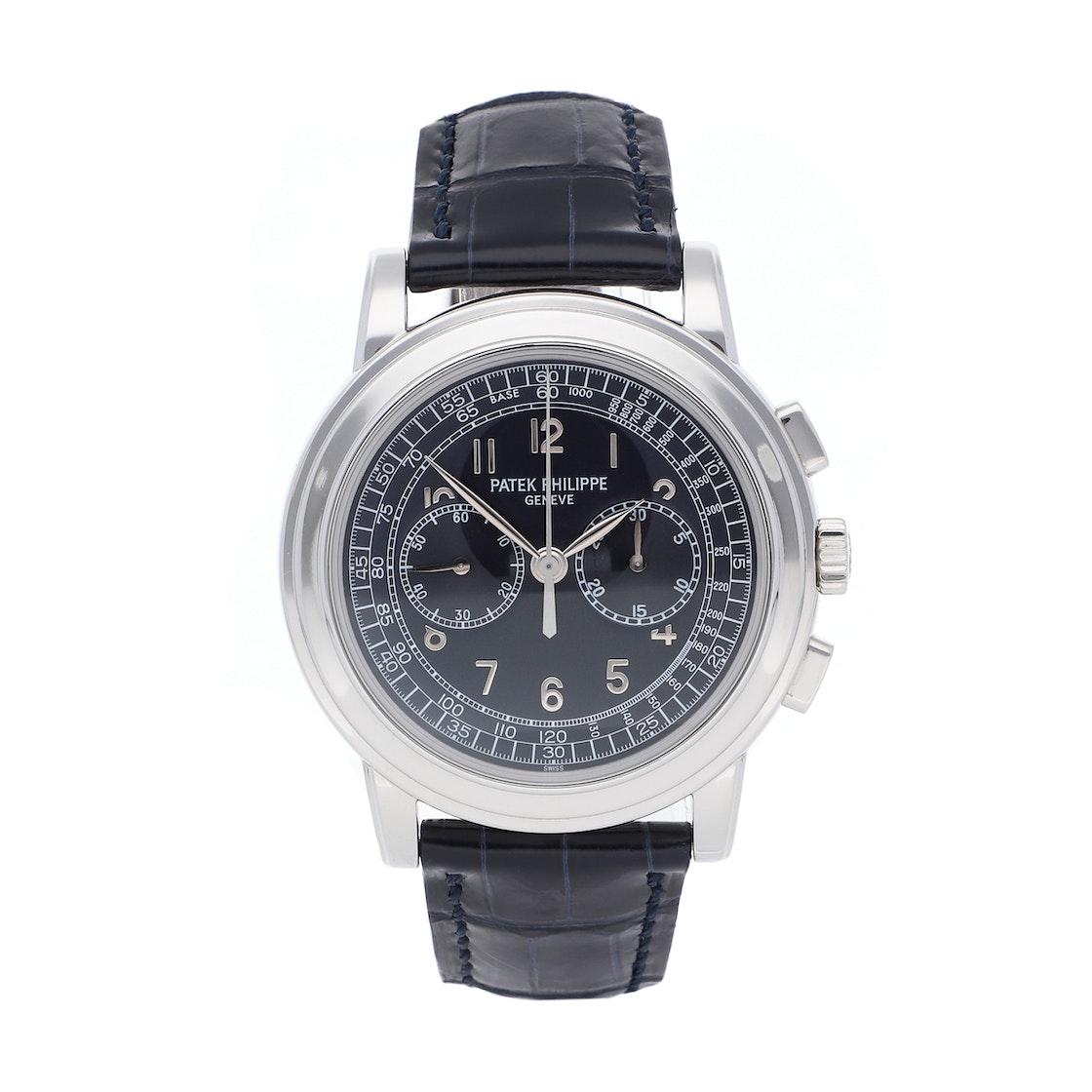 40041a6f488 Patek Philippe Complications Chronograph 5070P-001