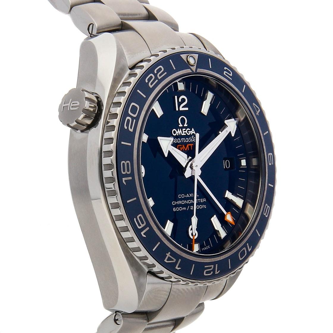 Omega Seamaster Planet Ocean GMT 232.90.44.22.03.001