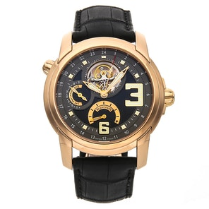 Blancpain L-Evolution Tourbillon GMT 8 Jours 8825-3630-53B